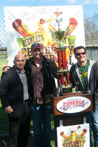 Reckless Kelly Greg Swindell Set For Charity Softball