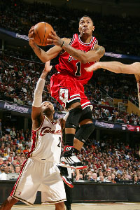 Derrick Rose 