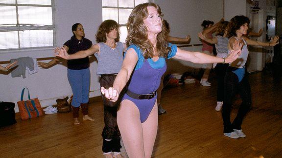 Jane Fonda Set For World Fitness Day Page 2 Espn