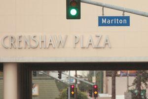 Crenshaw Plaza