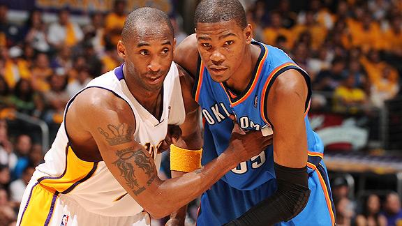 Kobe Bryant/Kevin Durant