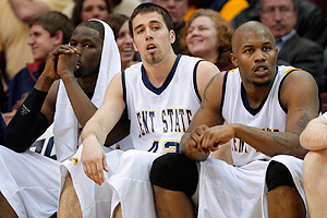 Kent State basketball