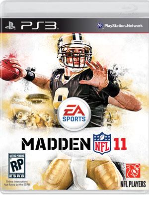 Madden Cover