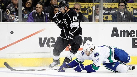 Kings V. Canucks