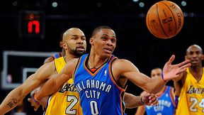 Lakers V. Thunder