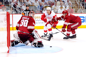 Red Wings v Coyotes