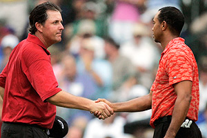 Tiger Woods/Phil Mickelson