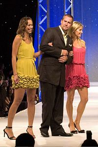 Ben Roethlisberger Steelers Style Fashion Show Benefit