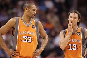 Grant Hill, Steve Nash