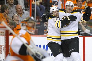 Blake Wheeler Provides Spark For Boston Bruins Boston