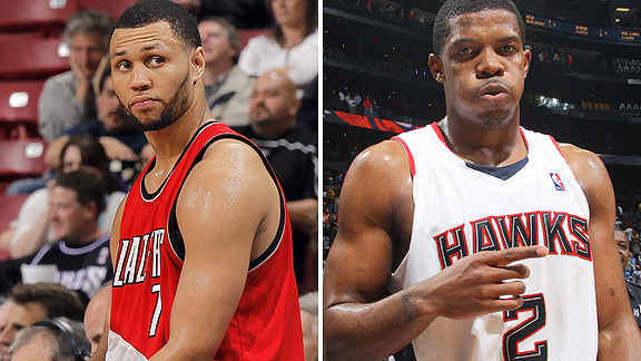 Brandon Roy/Joe Johnson