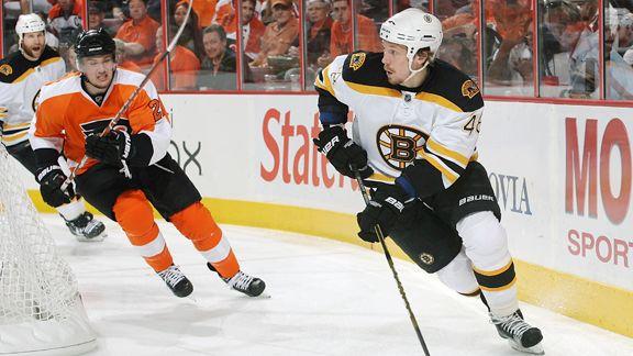 Flyers vs. Bruins