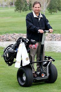 Golf Segue