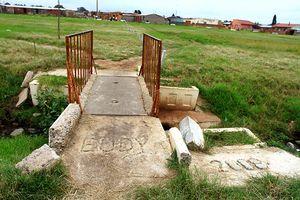 Memorial to Eudy Simelane