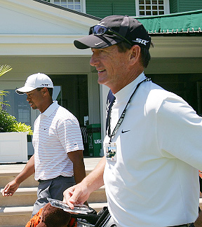 Tiger Woods & Hank Haney