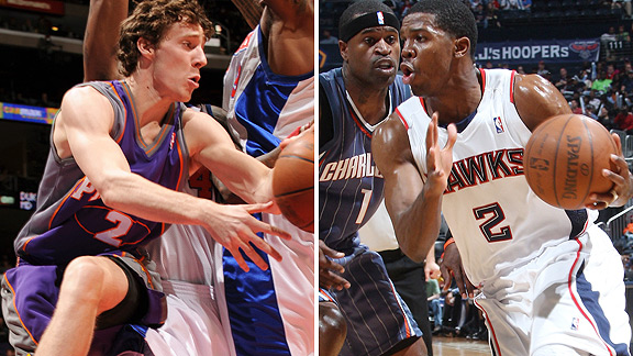 Goran Dragic/Joe Johnson