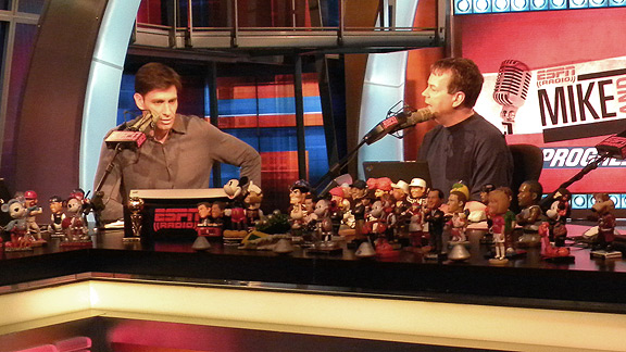 Mike Greenberg/Buster Olney