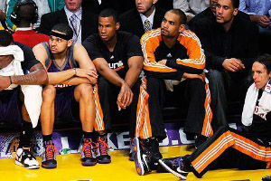 Suns Dejection