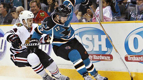 Sharks/Blackhawks