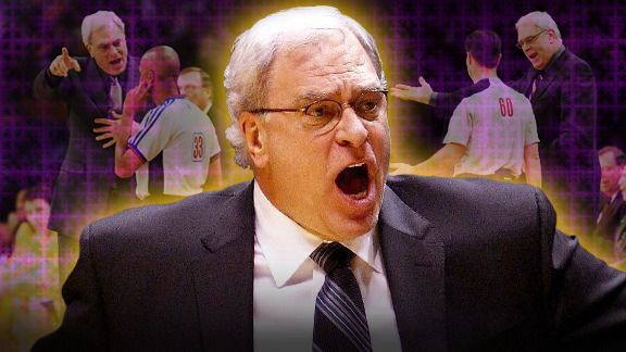 Page 2 Illustration (Phil Jackson/Officiating)