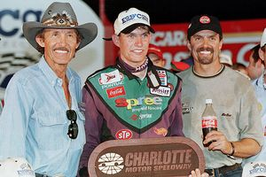 Richard, Kyle, and Adam  Petty
