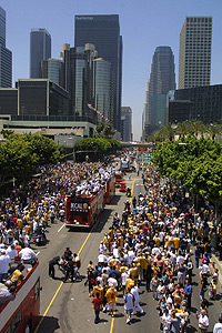 Los Angeles Parade