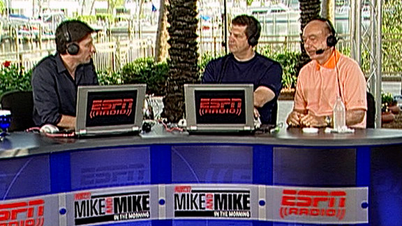 Mike & Mike with Vitale