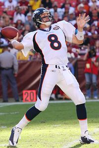 Jeff Fishbein/Icon SMI Kyle Orton passed for 3,802 yards, 21