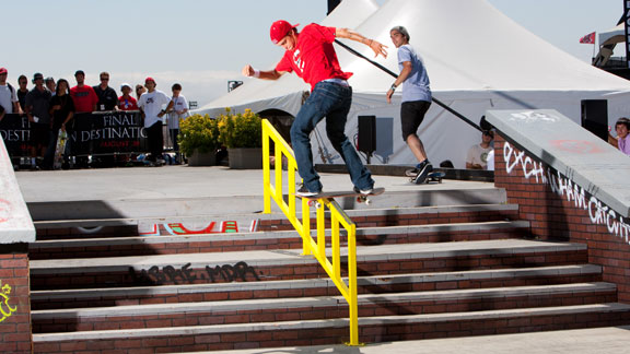 Checking In With Ryan Sheckler