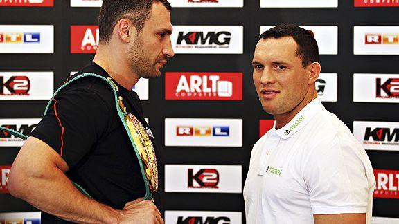 Klitschko/Sosnowski