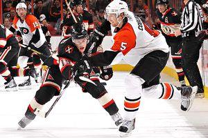 Blackhawks/Flyers