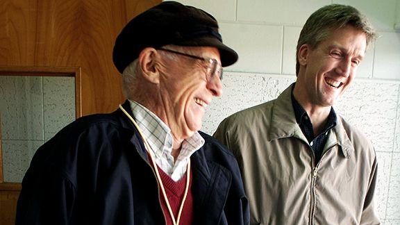 Ernie Harwell & Dan Dickerson