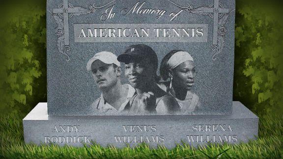 Death of American Tennis