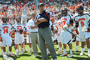 Virginia Lax Team