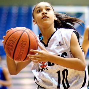 Bianca Cuevas is one of Nazareth Regional High School's