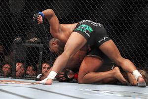 Rashad Evans vs. Quinton Jackson