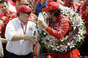 Chip Ganassi, Dario Franchitti