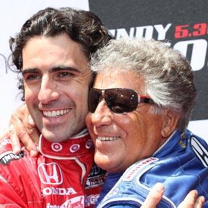 Dario Franchitti & Mario Andretti