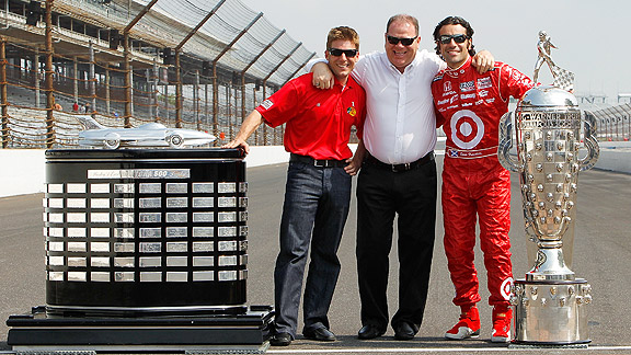 McMuray/Ganassi/Franchitti