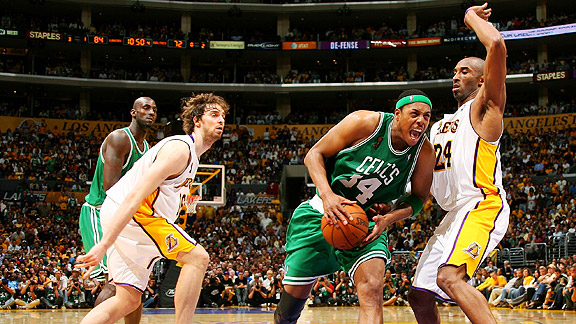 Celtics & Lakers