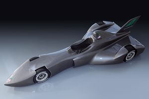DeltaWing Right Rear