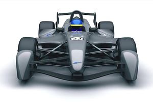 Swift Indy Car Design