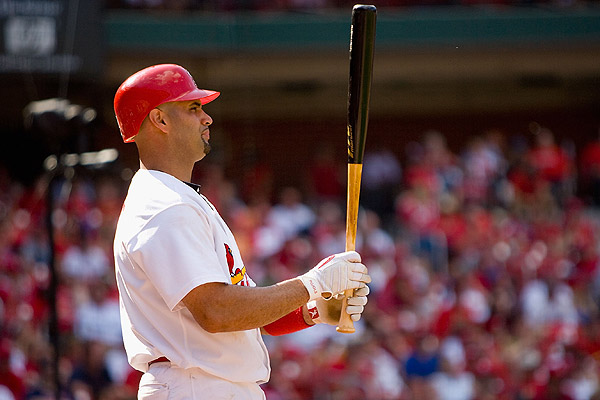 Pujols+Contract+Extension