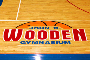 John R. Wooden Gymnasium