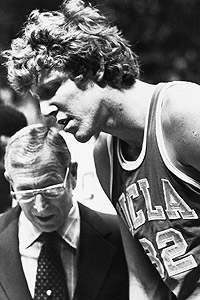 Bill Walton/John Wooden