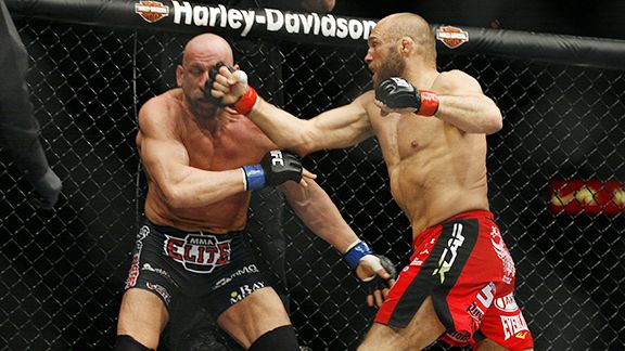 Mark Coleman, Randy Couture