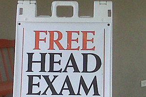 Head Exam