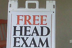 Head Exam