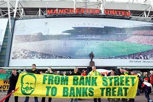 Manchester United/Glazer Protest