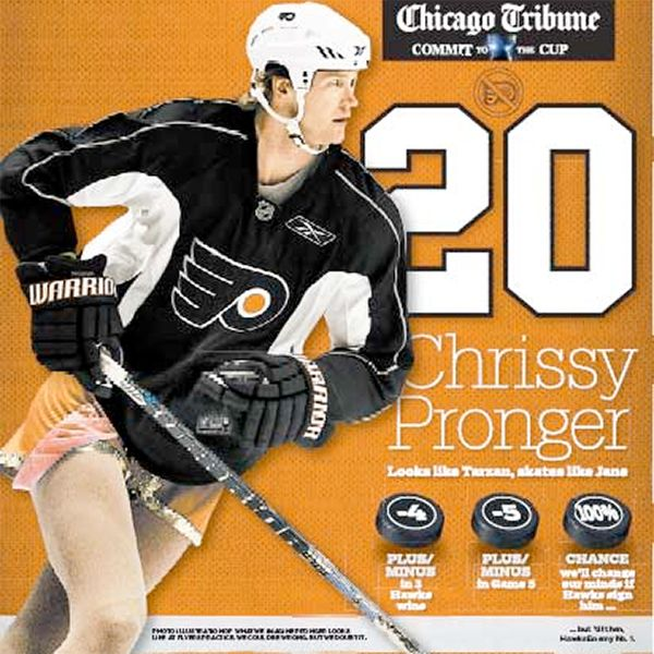 Pronger Skirt